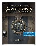Game of Thrones - Season 3  (Limited Edition Steelbook) [Blu-ray] [Region Free]