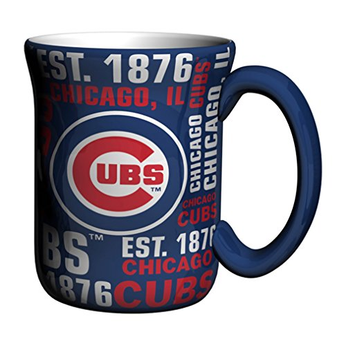 Mlb Cubs Sculpted Mug - 2