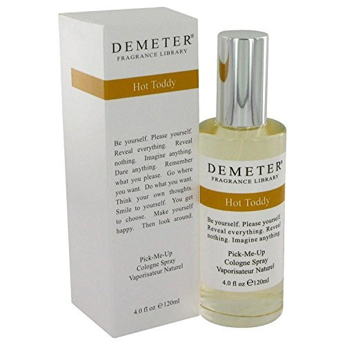 Demeter by Demeter - Hot Toddy Cologne Spray 4 oz