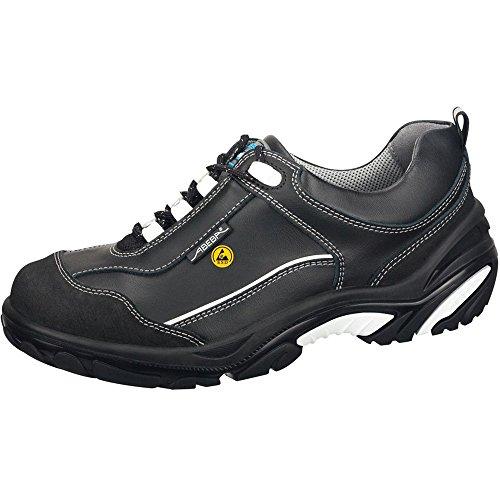 "Abeba 34574-44 Tamaño ""ESD-Crawler"" 44 baja zapato Seguridad - negro"