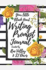 Your little Black Heart Writing Prompt Journal Paperback