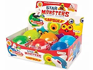 Star Monsters, Pack de 6 Cápsula - MagicBox P00769 Display