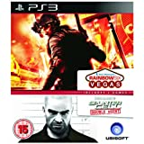Ubisoft Double Pack - Rainbow Six Vegas & Splinter Cell Double Agent (PS3) (UK IMPORT)