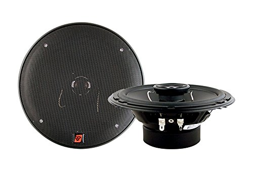 CERWIN VEGA XED62 XED 6.5-Inch 300 Watts Max 2-Way Coaxial Speaker - Vegas Outlets Las The