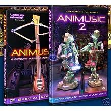 Animusic 1 & 2 - Computer animation video albums