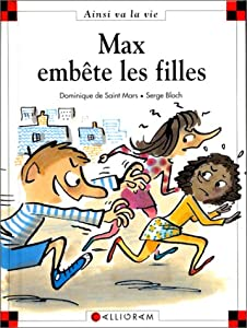"""Afficher """"Max embête les filles"""""""