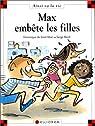 Max embête les filles par Saint-Mars