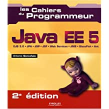 JAVA EE5 2ED. : EJB 3.0/JPA/JSP/JSF/WEB SERVICES/JMS/ GLASSFISH/ANT
