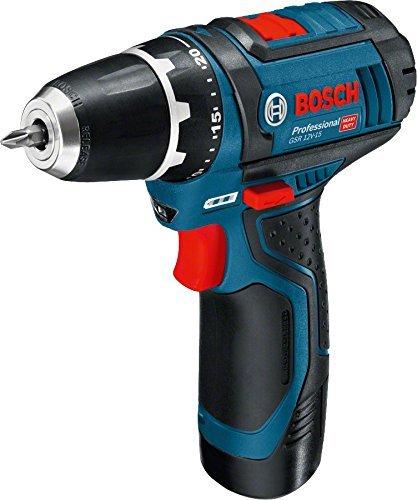 Bosch Professional GSR 10,8-2-LI Trapano Avvitatore a Batteria (senza filo) 10.8 V, Blu product image