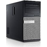 Dell Desktop OptiPlex 790 Tower Core i5-2400 3.10GHz 8GB 2TB HDD DVD+RW Win 10 Pro (Certified Refurbished)