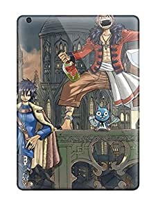 Fairy Tail Anime Case Compatible With Ipad Air/ Hot Protection Case 2230310K37191355