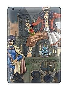 Unique Design Ipad Air Durable Tpu Case Cover Fairy Tail Anime