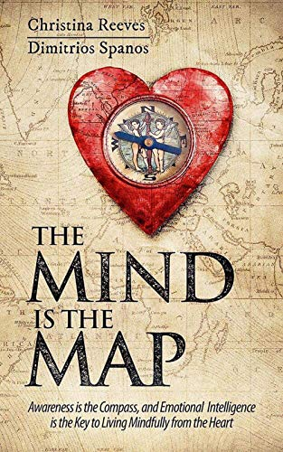 Spiritual Map (The Mind is the Map: A Guided Journey to Discovering the Treasure Within)