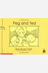 peg and ted [ bob books for begining readers] Paperback