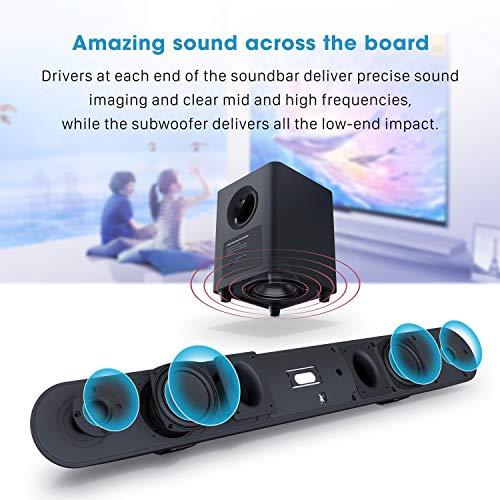 Buy 2.1 speakers for tv
