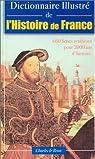 Dictionnaire illustré de l'histoire de France par Le Brun