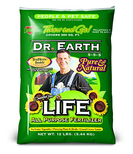 Dr. Earth Life All Purpose Fertilizer 12 lb