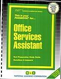 Office Services Assistant, Jack Rudman, 0837340179