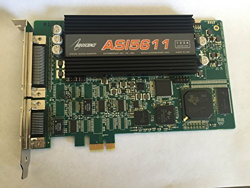 AudioScience Asi5611 Kit [Asi5611 + CBL1011 + CBL1111] by Audioscience