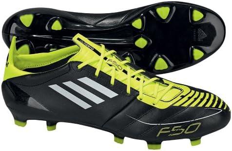 adidas F50 Adizero TRX FG Black u44295, Black/White ...