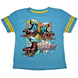 Thomas and Friends Little Boys T-Shirt 2T-4T (4T)