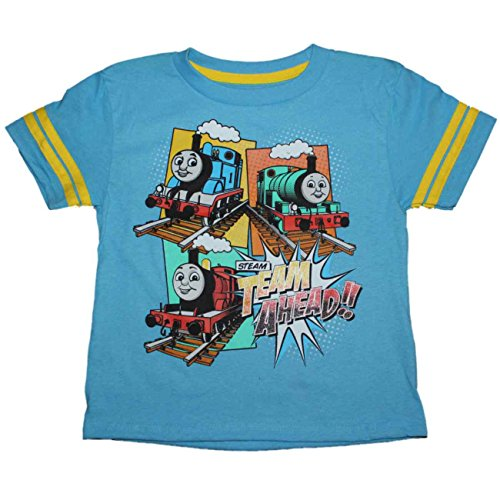 Thomas and Friends Little Boys T-Shirt 2T-4T (2T)