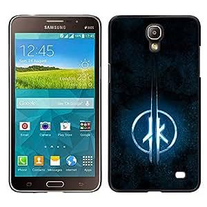 """For Samsung Galaxy Mega 2 , S-type JK"""" - Arte & diseño plástico duro Fundas Cover Cubre Hard Case Cover"""