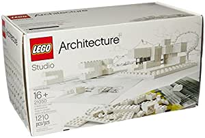 LEGO Architecture Studio 21050 Building Blocks Set