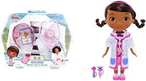 Doc McStuffins Just Play Playset & Toy Hospital Doc Doll