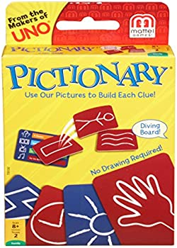 Mattel Pictionary Card Game