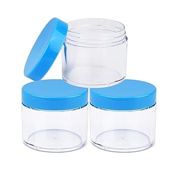 Amazon.com: beuticom 60 gramos/2 fl oz (2 oz) redonda ...