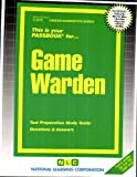 Game Warden, Jack Rudman, 0837320127