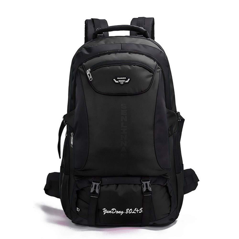 Lidoudou Outdoor Bergsteigen Rucksack Gepäck große Kapazität leichte Sporttasche Größe (Höhe 66 cm, Breite 41 cm) Material Nylon Tuch 85L B07P7G5JLX Wanderruckscke Wartungsfähigkeit