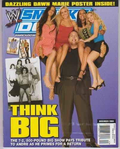WWE Smackdown Magazine November 2004 ()