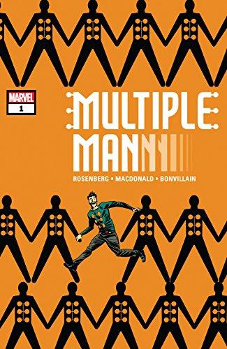 Multiple Man (2018) #1 (of 5) -