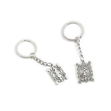 Llavero cadena anillo llavero llavero k2np5 conejo caballero ...