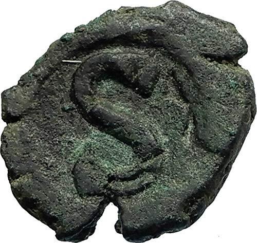 1000 TR HERACLIUS Very RARE Alexandria OCCUPATION Ancient coin Good