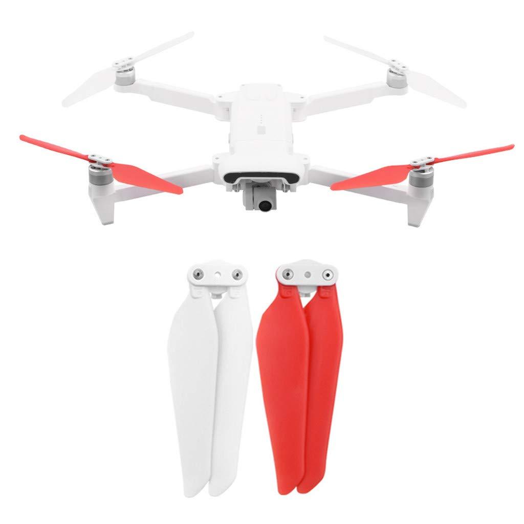TwoCC-Drone Parte de hélice plegable con liberación rápida para ...