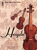 Haydn Piano Trios, Vol. I: F Major (hobxv:17), D Major (hobxv:16), and G Major(hobxv:15, , 1596151889