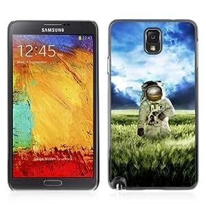 YOYOSHOP [Astronaut On The Field] Samsung Galaxy Note 3 Case
