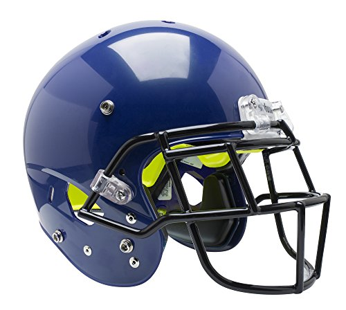 Schutt Sports Youth AiR Standard V Football Helmet (Faceguard Not Included), Medium, Royal Blue