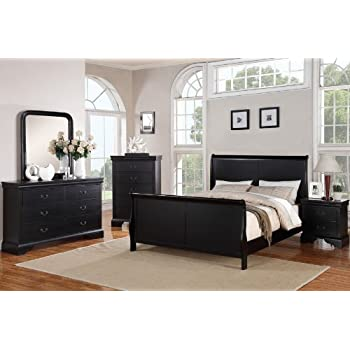 bedroom furniture bed in set l modus htm veneto piece nevis espresso platform