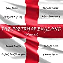 The Poetry of England, Volume 2 Audiobook by John Keats, Robert Browning, Thomas Hood, Rupert Brooke Narrated by Nigel Davenport, Nigel Planer, Jan Francis, Richard Mitchley, Ghizela Rowe