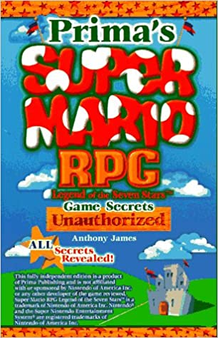 super mario rpg game secrets unauthorized secrets of the games