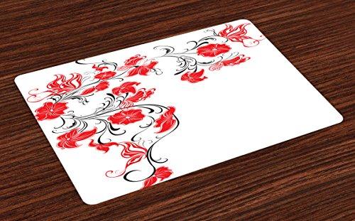 Scarlet Red Dressing - 6