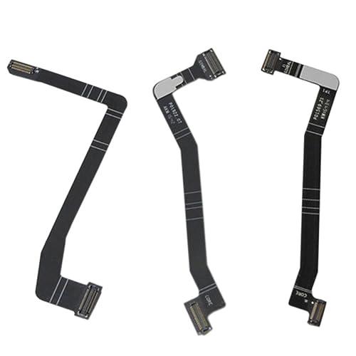 Deylaying Remplacement Partie de réparation de fil plat à montage en rack Rack Soft Cable pour DJI Mavic Pro Drone