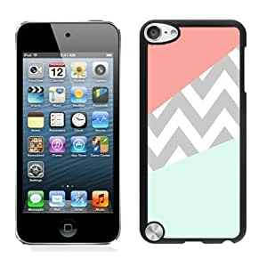 Diy Yourself Case Coral Mint Grey Chevron For Case Samsung Galaxy S4 I9500 Cover Black lby2O8ET1G8 Cover