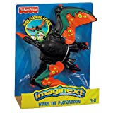 : Fisher Price Imaginext Adventures Wings the Pteranodon