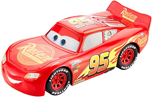 Disney/Pixar Cars Racetrack Talkers Vehicle, Lightning McQueen
