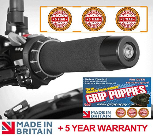 Grip Puppy Comfort Grips - The Original and the (Kawasaki Grips)